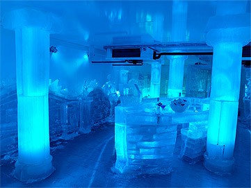 Alpha Noble Ice Bar