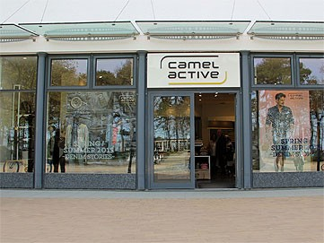 Camel-Active-Store