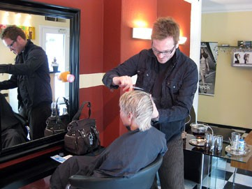 ON HAIR individuelles Haardesign