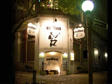 Cotton Club - Der Live-Musikkeller