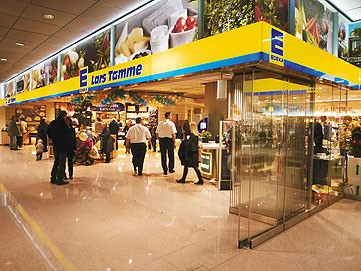 EDEKA - Airport Plaza Lars Tamme