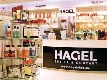 Salon Hagel GmbH - AEZ Hamburg
